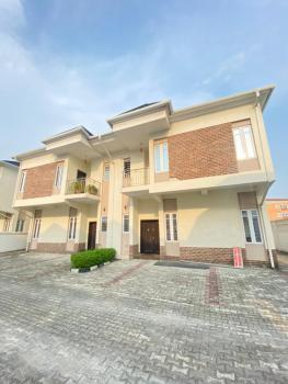 Lovely 4 Bedroom Semi-detached Duplex with a Room Bq, Jubile Bridge, Ajah, Lagos, Semi-detached Duplex for Sale