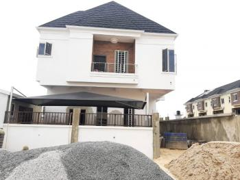 Self Serviced 4 Bedroom Ensuite Detached Duplex with Fitted Kitchen, and Bq., Oral Estate By Chevron Toll Gate, Lekki Expressway, Lekki, Lagos, Detached Duplex for Sale