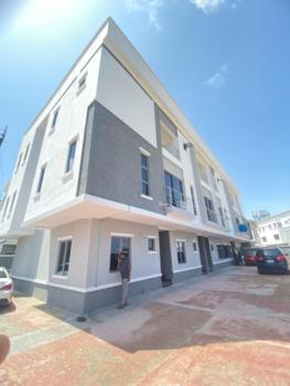 Lovely 4 Bedroom Terrace Duplex with Bq, 24/7 Power, Orchid Road, Lafiaji, Lekki, Lagos, Terraced Duplex for Sale