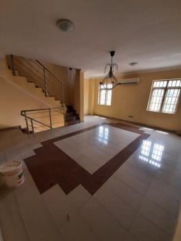 Serviced 3 Bedroom En-suite Terrace with a Bq & Swimming Pool, Oniru, Victoria Island (vi), Lagos, Terraced Duplex for Rent
