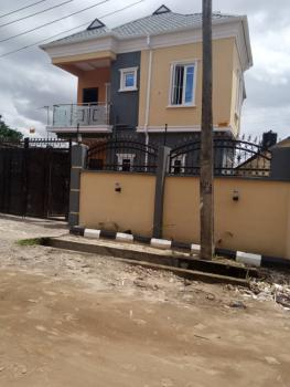Building Consist of Four Numbers of Two Bedroom, Unity Estate, Egbeda, Alimosho, Lagos, Block of Flats for Sale