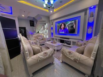 Luxury 4 Bedroom, Oral Estate, Lekki, Lagos, House Short Let