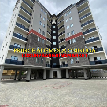 Direct Ready Clients Only - Newly Built 3 Bedroom Apartment + Bq, Off Ajose Adeogun Street, Victoria Island Extension, Victoria Island (vi), Lagos, Flat / Apartment for Sale