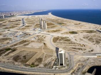 3,000 Sqm Bare Land, Eko Atlantic City, Victoria Island (vi), Lagos, Residential Land for Sale