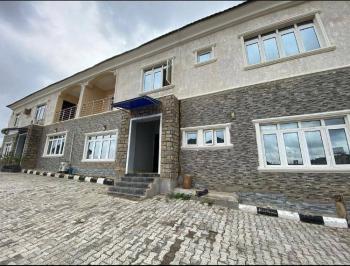 4 Bedrooms Duplex with Bq, Middle Unit, F H a, Guzape District, Abuja, Terraced Duplex for Sale
