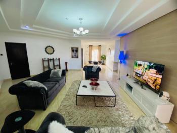 Luxurious 3 Bedroom Apartment, By Pinnock Beach Estate Road, Osapa, Lekki, Lagos, Flat / Apartment Short Let