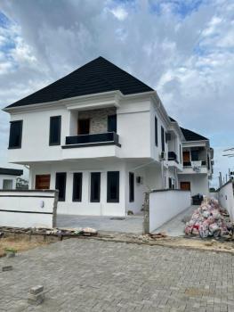Brand New 5 Bedroom Semi Detached Duplex, Greenland Estate, Sangotedo, Ajah, Lagos, House for Sale