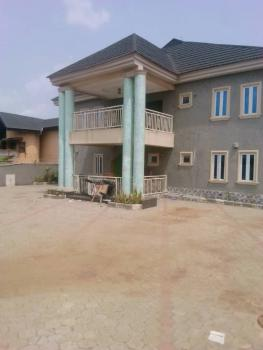 Exquisitely Finished 5 Bedrooms Duplex with All Rooms Ensuite and Bq, Enilooobo, By Toyin Street, Iju-ishaga, Agege, Lagos, Detached Duplex for Sale