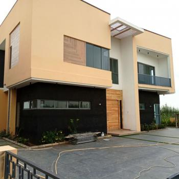 Luxury and Exquisite 6 Bedroom with 2 Bedroom Bq and Swimming Pool., Chevron, Lekki Phase 1, Lekki, Lagos, Detached Duplex for Sale