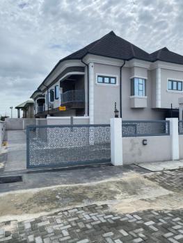 Newly Built 4 Bedroom Terraced Duplex, Igbo Efon, Lekki, Lagos, Terraced Duplex for Sale