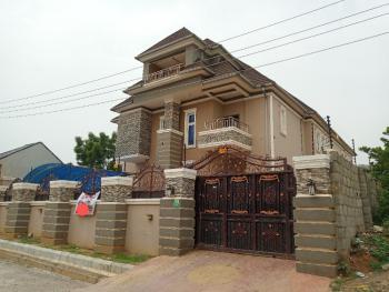 Exquisitely Built 4 Bedroom Duplex, Fo1 Layout, Kubwa, Abuja, Semi-detached Duplex for Rent