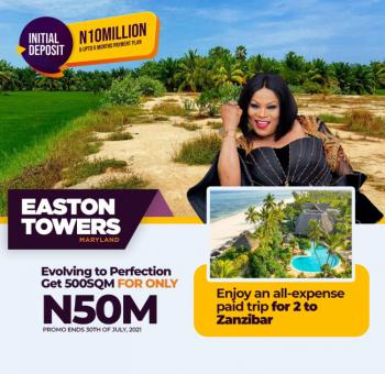 Easton Towers, Maryland, Lagos, Residential Land for Sale