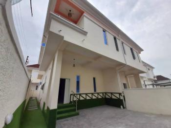 Luxury 4 Bedroom Semi Detached Terrace, Divine Home, Thomas Estate, Ajiwe, Ajah, Lagos, Terraced Duplex for Sale