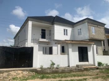 Newly Built 4 Bedrooms Wing of Duplex with Ample Parking, Road 11, Goodnews Estate Off Terra Anex Estate., Sangotedo, Ajah, Lagos, Semi-detached Duplex for Sale