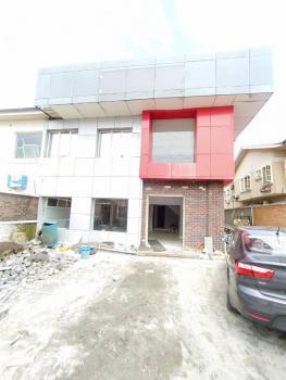 Commercial 4 Bedroom Semi Detached House, Lekki Phase 1, Lekki, Lagos, Shop for Rent