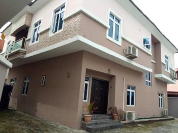 5 Bedroom Fully Detached House with a Room Boys Quarter, Lanre Olumide Street, Agungi, Lekki, Lagos, Detached Duplex for Rent