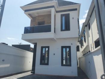 Newly Built and Well Finished 4 Bedroom Duplex with Bq, Ikota Gra, Ikota, Lekki, Lagos, Detached Duplex for Sale