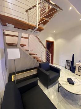 Beautiful 2 Bedroom Duplex with Swimming Pool, Lekki Conservation Chevron, Lekki Phase 2, Lekki, Lagos, Semi-detached Duplex Joint Venture