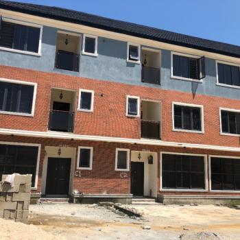 Luxury 4 Bedroom Terrace Duplex with Bq, Osapa London, Osapa, Lekki, Lagos, Terraced Duplex for Sale