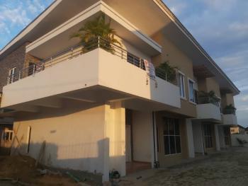 Newly Built 4 Bedroom Terrace Duplex, Golf Road, Lakowe, Ibeju Lekki, Lagos, Terraced Duplex for Rent