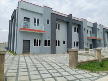 a Newly Built 4 Bedroom Terrace Duplex, River Park Estate Lugbe Airport But, Lugbe District, Abuja, Terraced Duplex for Sale