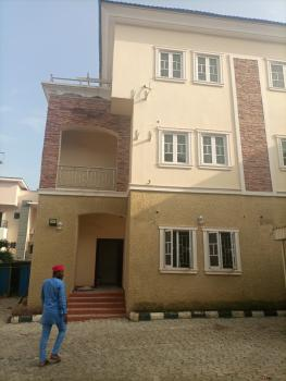 5 Bedroom Stand Alone Duplex with Bq, Guzape District, Abuja, Detached Duplex for Rent