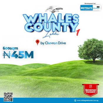 Whales County 1, Lafiaji, Opposite Cooplag Estate, Lekki, Lagos, Residential Land for Sale