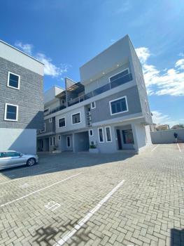 Double Storey Contemporary 5 Bedroom Terrace Duplex with 1 Bq, Lekki Phase 1, Lekki, Lagos, Terraced Duplex for Sale