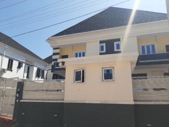 Newly Built 4 Bedroom Semi-detached Duplex with Bq, Behind Chevron Head Office, Lekki Phase 2, Lekki, Lagos, Semi-detached Duplex for Rent