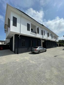 3 Bedroom Terrace Duplex, Chevron, Lekki Expressway, Lekki, Lagos, Terraced Duplex for Sale