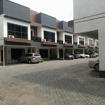 Beautifully Built 4 Bedroom Terrace Duplex, Ikate Elegushi, Lekki, Lagos, Terraced Duplex for Rent