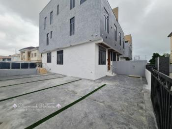 4 Bedroom Semi Detached + Bq + Pool, Lekki Phase 1, Lekki, Lagos, Detached Duplex for Sale