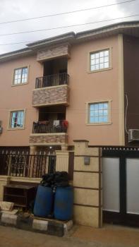 Lush & Spacious 3 Bedroom Flat, Off Power Line Street Ogba Okeira, Ogba, Ikeja, Lagos, Flat / Apartment for Rent