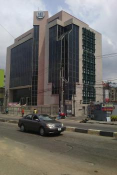 9 Floors Commercial Building on 4 Plots, Along Allen Avenue, Allen, Ikeja, Lagos, Plaza / Complex / Mall for Sale