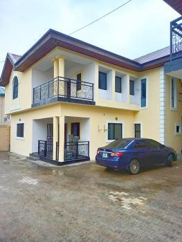 4 Bedroom Duplex with 4 Tenants Only, Mopol 19 New Gra, Port Harcourt, Rivers, Semi-detached Duplex for Rent