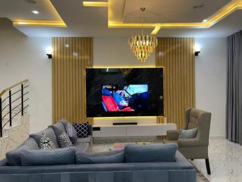4 Bedroom Semi-detached Duplex, Chevron, Lekki, Lagos, Semi-detached Bungalow Short Let