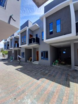 Brand New 4 Bedroom Terrace Duplex, Fatai Kaffo Street, Agungi, Lekki, Lagos, Terraced Duplex Short Let