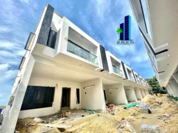 Brand New 4 Bedrooms Terrace Duplex, 2nd Toll Gate, Chevron., Lekki, Lagos, Terraced Bungalow for Sale
