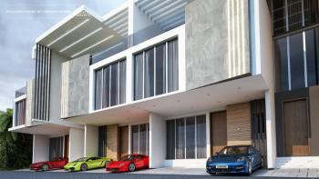 Luxury 4 Bedroom Terraces + Bq in Woodland Estate, Nike Art Gallery Road, Ikate Elegushi, Lekki, Lagos, House for Sale