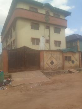 Block of 8 Flats, Olaiya Street, Mafoluku, Oshodi, Lagos, Block of Flats for Sale