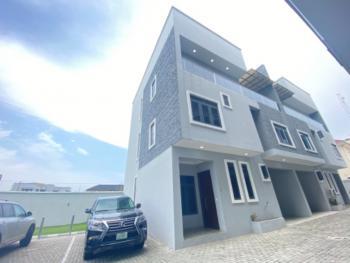 Luxury 5 Bedroom Terrace with a Bq, Lekki Right, Lekki Phase 1, Lekki, Lagos, Terraced Duplex for Sale