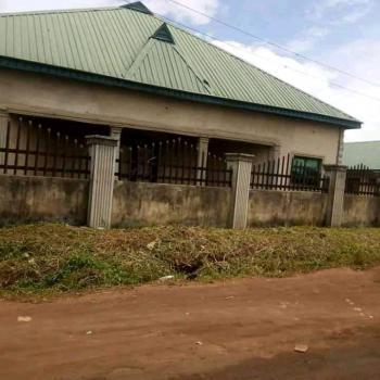 Spacious Hall on Full Plot, Igbesa, Agbara-igbesa, Lagos, Detached Bungalow for Sale