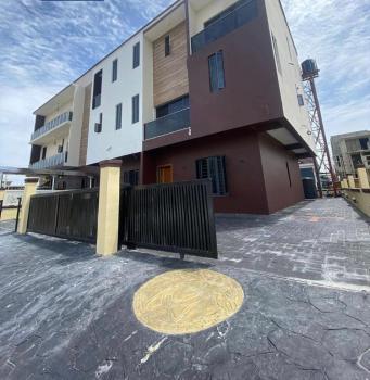 Tastefully Built 4 Bedroom Terrace-detached Duplex;, Second Tollgate., Lekki, Lagos, Terraced Duplex for Rent