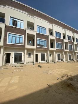 Luxury 4 Bedroom Terrace Duplex with a Bq, Lekki Phase 1, Lekki, Lagos, House for Sale