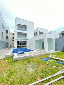 Brand New Magnificent 5 Bedrooms Fully Detached Duplex with Jetty & Bq, Ikoyi, Lagos, Detached Duplex for Sale