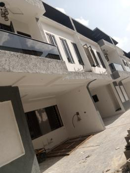 Affordable 4 Bedroom Terrace Duplex with Bq, Ilasan, By World Oil, Ikate, Lekki, Lagos, Terraced Duplex for Sale