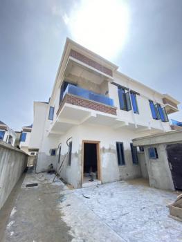 Lovely Modern 4 Bedroom Semi-detached Duplex with a Room Bq, Ologolo, Lekki, Lagos, Semi-detached Duplex for Sale