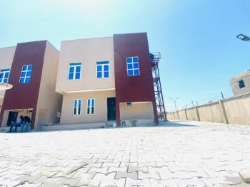 Luxury 3 Bedroom Duplex +bq, Kajola Bus Stop, Bogije, Ibeju Lekki, Lagos, Terraced Duplex for Rent