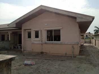 3 Bedroom Semi-detached Bungalow, Chois Garden Estate, Abijo, Lekki, Lagos, Flat / Apartment for Rent