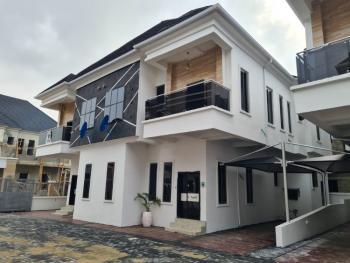 Brand New and Luxury 4 Bedroom Semi-detached Duplex with Boys Quarter, Chevron Toll Gate, Lekki, Lagos, Semi-detached Duplex for Sale